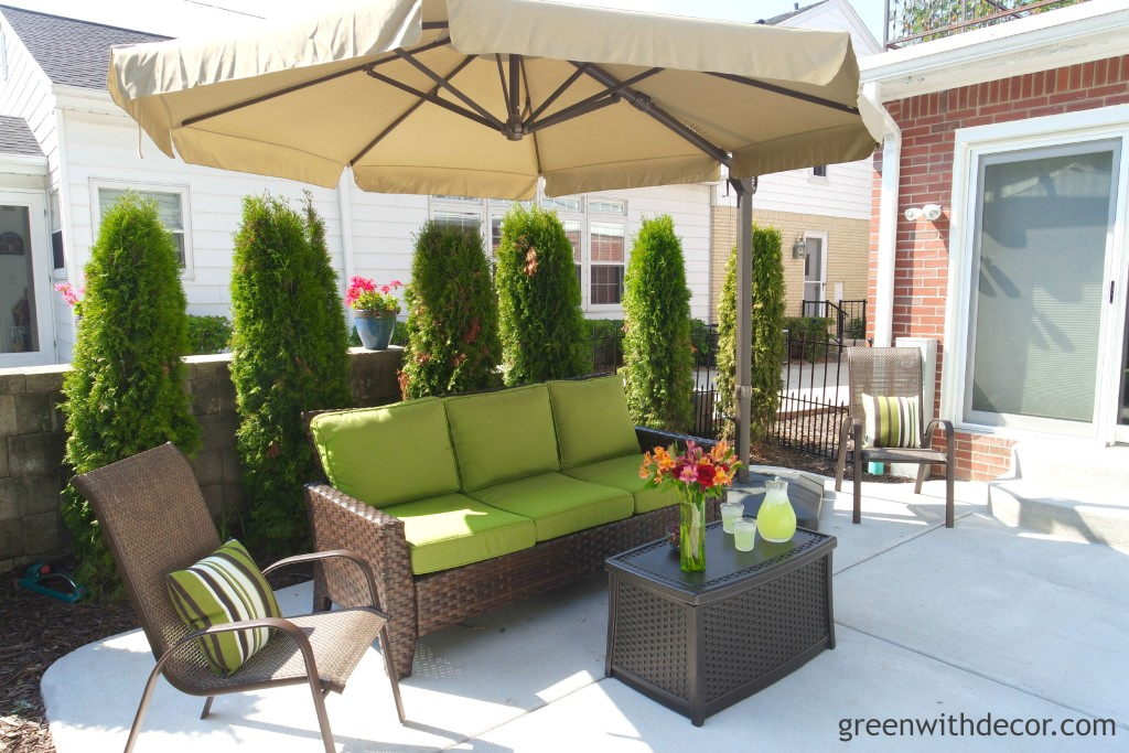 Create The Outdoor Living Room You Ve Been Dreaming Of