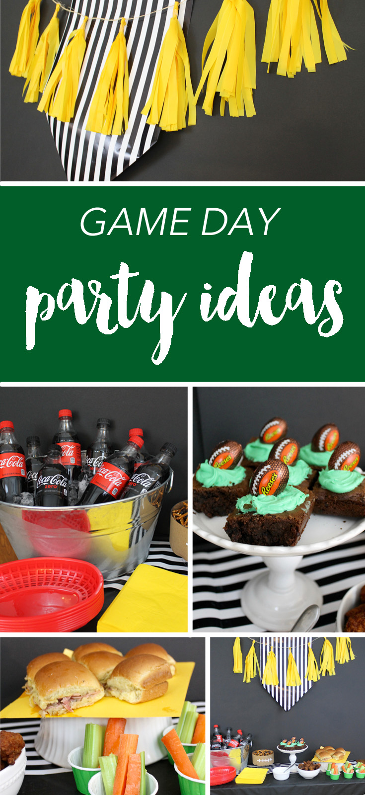 Football Party Ideas Party Ideas For The Big Game
